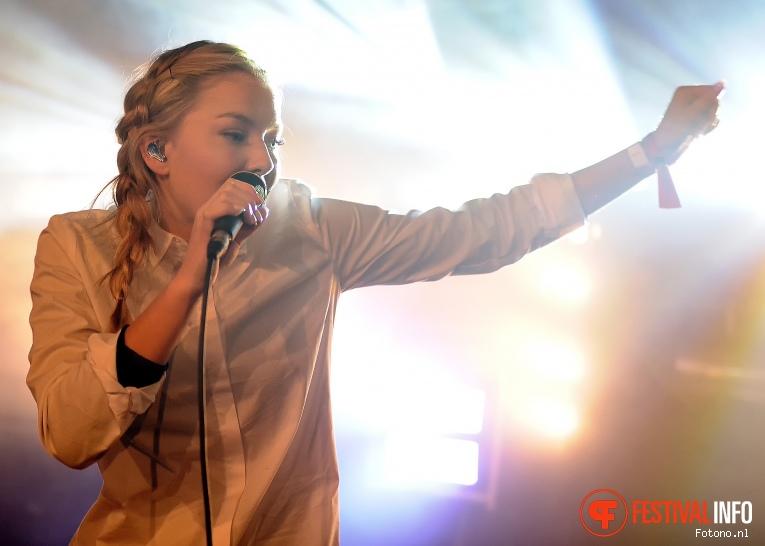 Foto Astrid S op Eurosonic Noorderslag 2016 - Vrijdag