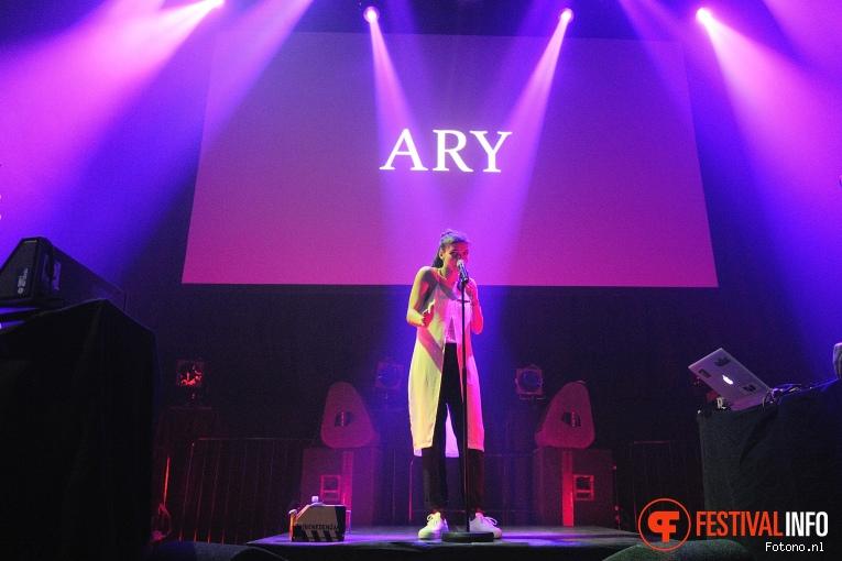 Ary op Eurosonic Noorderslag 2016 - Vrijdag foto