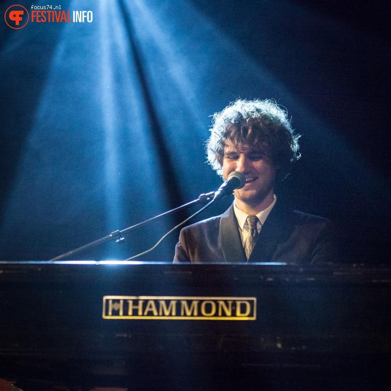 Foto Douwe Bob op Eurosonic Noorderslag 2016 - Vrijdag