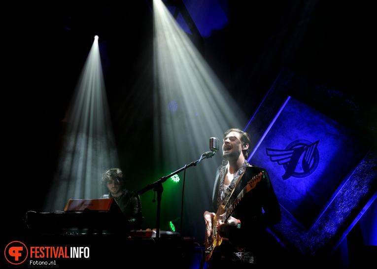 Whilk and Misky op Eurosonic Noorderslag 2016 - Vrijdag foto