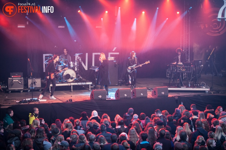 Foto Rondé op Eurosonic Noorderslag 2016 - Zaterdag