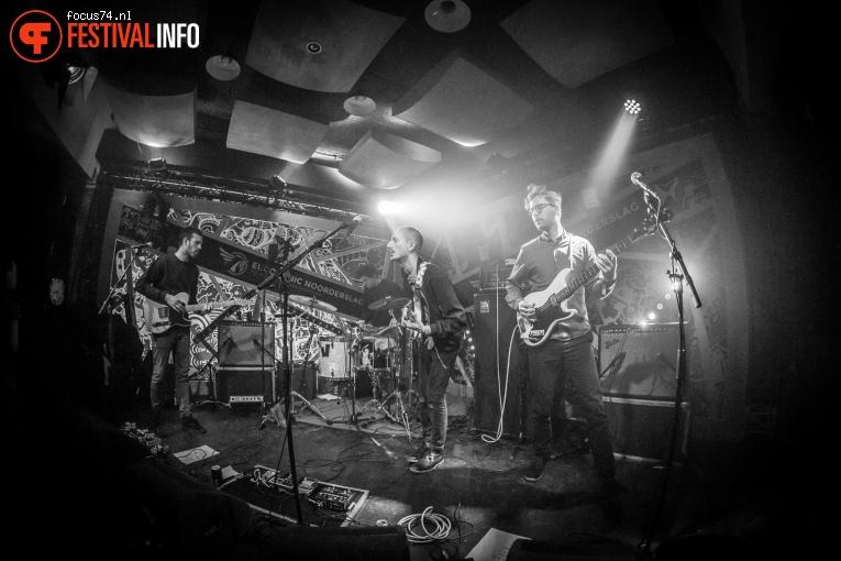 Naive Set op Eurosonic Noorderslag 2016 - Zaterdag foto