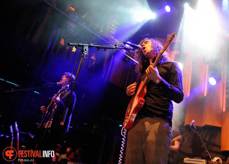 Lucas Hamming op Eurosonic Noorderslag 2016 - Zaterdag foto