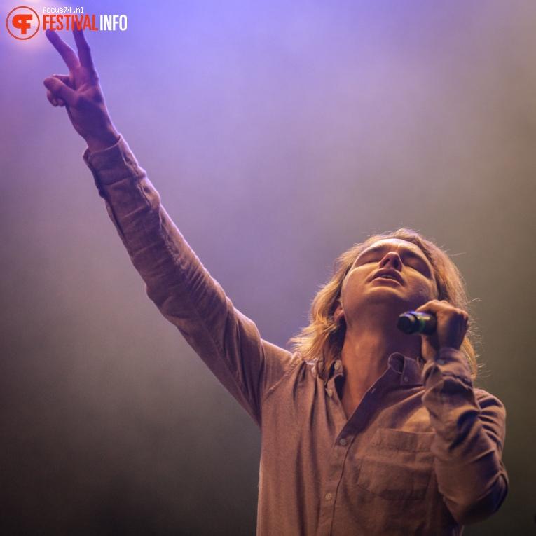 Jett Rebel op Eurosonic Noorderslag 2016 - Zaterdag foto