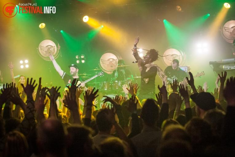 Kenny B op Eurosonic Noorderslag 2016 - Zaterdag foto