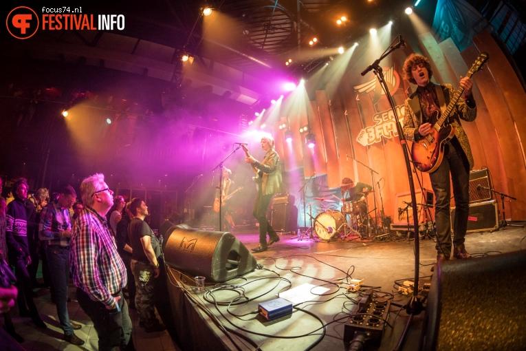 Max Meser op Eurosonic Noorderslag 2016 - Zaterdag foto
