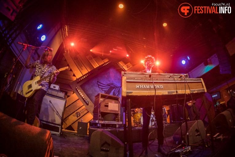 Thijs Boontjes Dans- en Showorkest op Eurosonic Noorderslag 2016 - Zaterdag foto