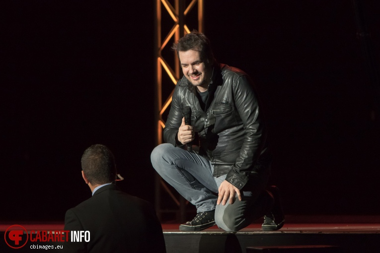 Foto Jim Jefferies op Jim Jefferies - 14/01 - Heineken Music Hall