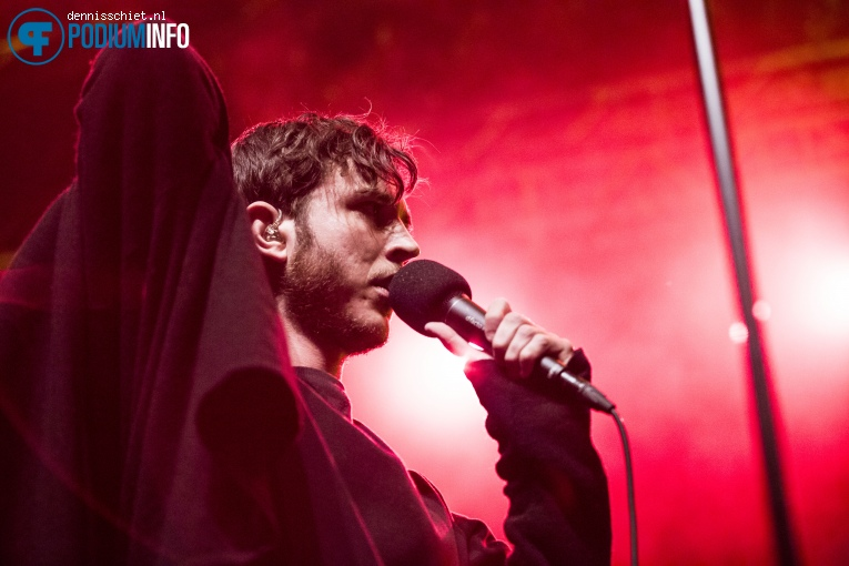 Foto Oscar And The Wolf op Oscar and the Wolf - 15/1 - Effenaar