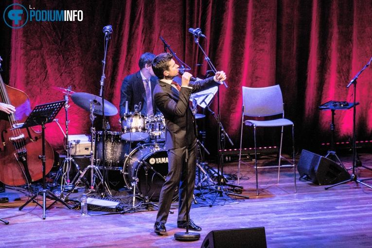 Matt Dusk op Matt Dusk - 16/1 - TivoliVredenburg foto