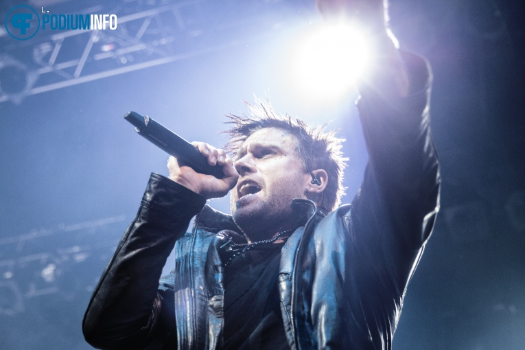 Foto Three Days Grace op Three Days Grace - 21/1 - TivoliVredenburg
