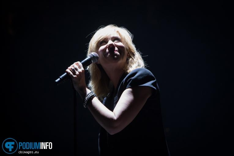 Claudia de Breij op Vrienden van Amstel LIVE! - 22/01 - Ahoy foto