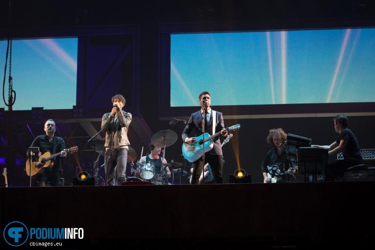 Nick & Simon op Vrienden van Amstel LIVE! - 22/01 - Ahoy foto