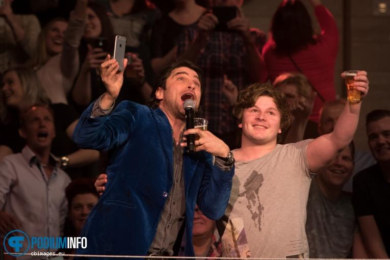 Xander de Buisonjé op Vrienden van Amstel LIVE! - 22/01 - Ahoy foto