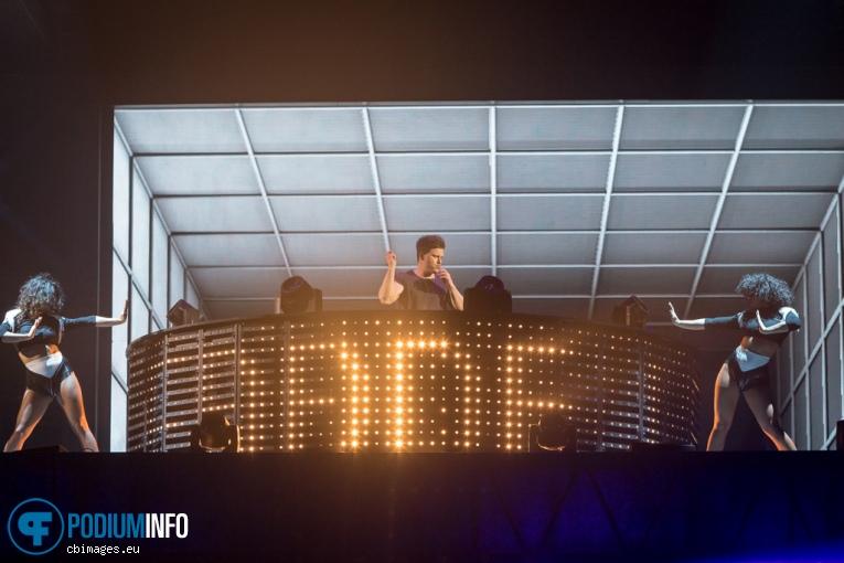 Fedde Le Grand op Vrienden van Amstel LIVE! - 22/01 - Ahoy foto