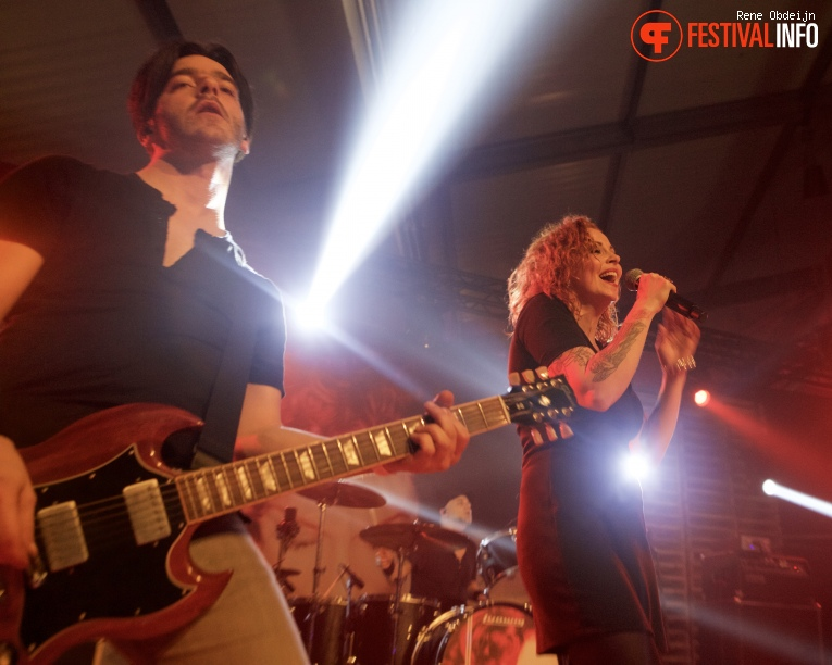 The Gentle Storm op MOMfest foto