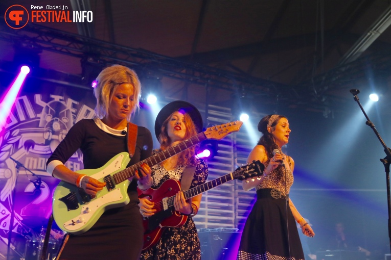 Foto Bootleg Betty op MOMfest