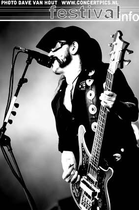 Foto Motörhead op Fields of Rock 2007
