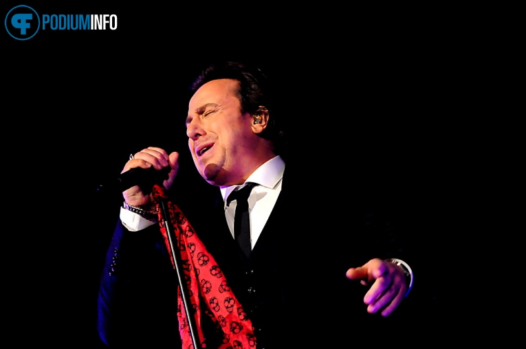 Symphonica in Rosso met Marco Borsato en Frank Boeijen - 24/02 - Ziggo Dome foto