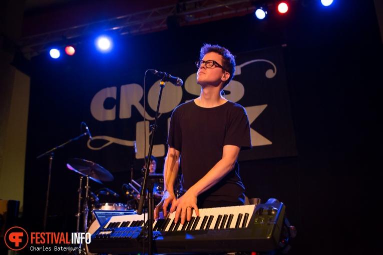 Foto Son Lux op Cross-linx (Rotterdam) 2016