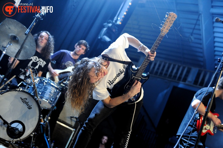 King Gizzard & The Lizard Wizard op Where The Wild Things Are 2016 - Vrijdag foto