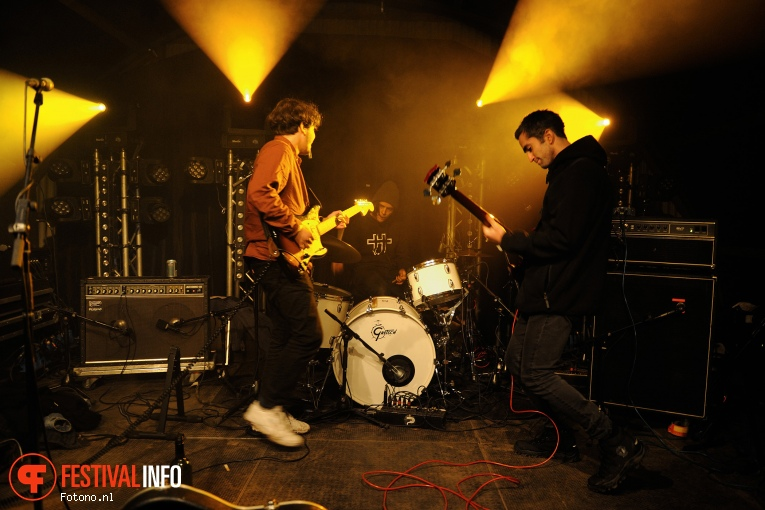 Foto The Holydrug Couple op Where The Wild Things Are 2016 - Zondag