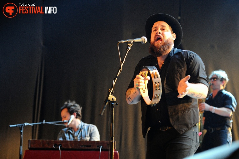 Nathaniel Rateliff op Where The Wild Things Are 2016 - Zondag foto