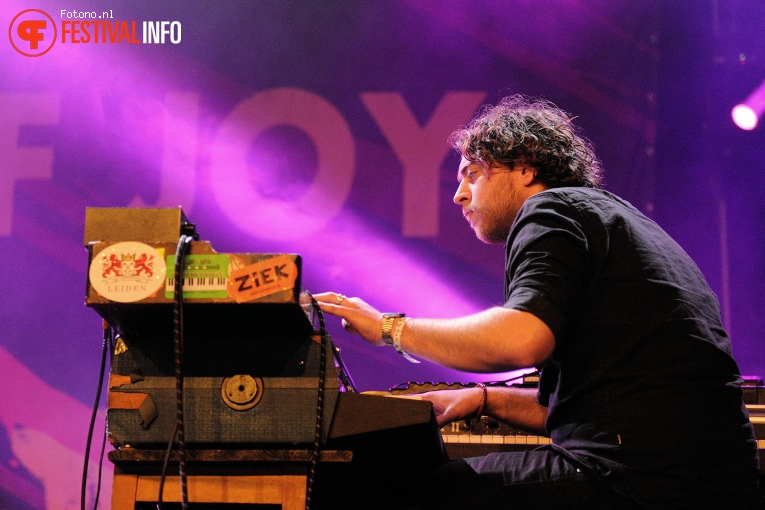 Birth of Joy op Where The Wild Things Are 2016 - Zondag foto