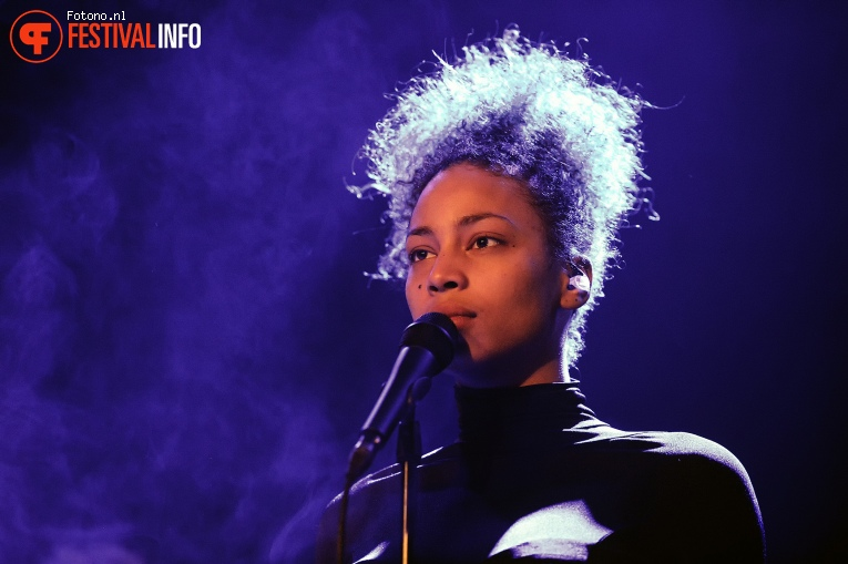 Seinabo Sey op Where The Wild Things Are 2016 - Zondag foto