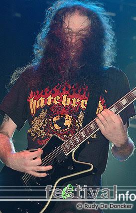 Cannibal Corpse op Graspop Metal Meeting 2007 foto