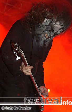 Celtic Frost op Graspop Metal Meeting 2007 foto