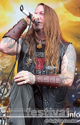 DevilDriver op Graspop Metal Meeting 2007 foto