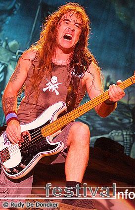 Iron Maiden op Graspop Metal Meeting 2007 foto