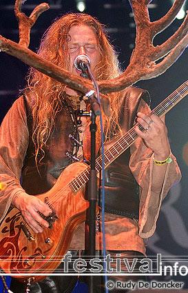 Korpiklaani op Graspop Metal Meeting 2007 foto