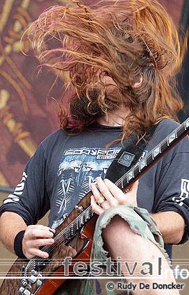 Lamb Of God op Graspop Metal Meeting 2007 foto
