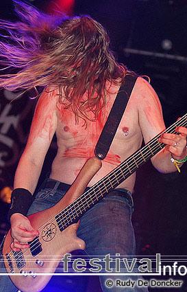 Moonsorrow op Graspop Metal Meeting 2007 foto