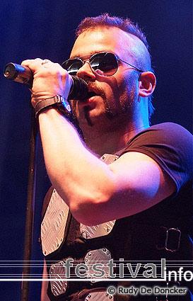 Sabaton op Graspop Metal Meeting 2007 foto