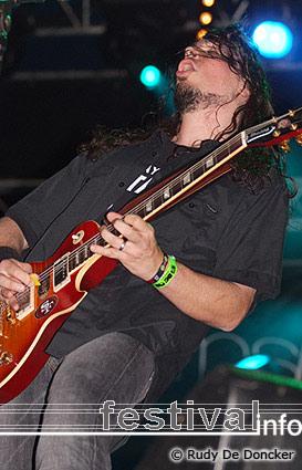 Spiralarms op Graspop Metal Meeting 2007 foto