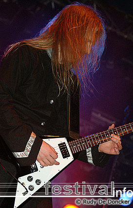 Therion op Graspop Metal Meeting 2007 foto