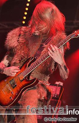 Turisas op Graspop Metal Meeting 2007 foto