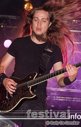 Vader op Graspop Metal Meeting 2007 foto