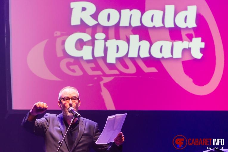 Foto Ronald Giphart op Puur Gelul - 13/03 - Gebr. de Nobel