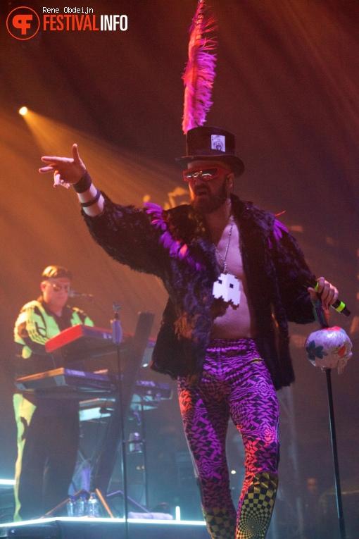 Foto Memphis Maniacs op Paaspop 2016 - Vrijdag