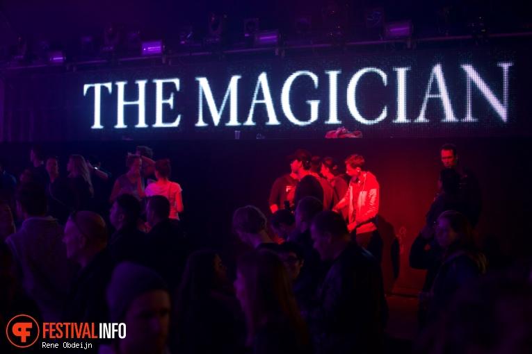 The Magician op Paaspop 2016 - Zondag foto