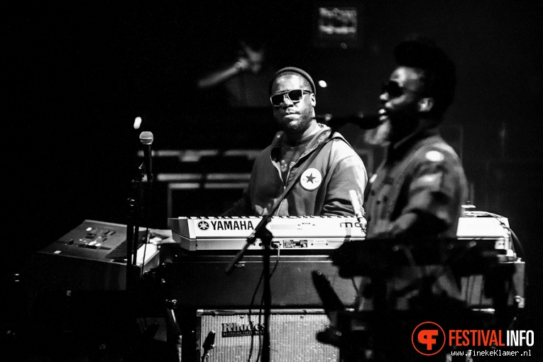 Foto The Robert Glasper Experiment op Transition 2016