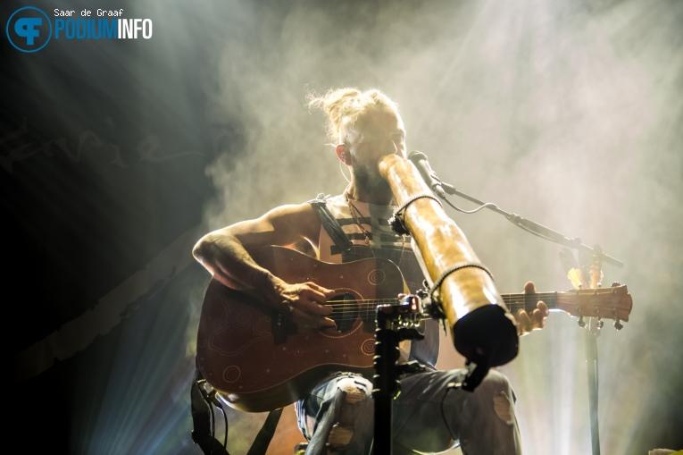 Foto Xavier Rudd op Xavier Rudd - 04/04 - Melkweg