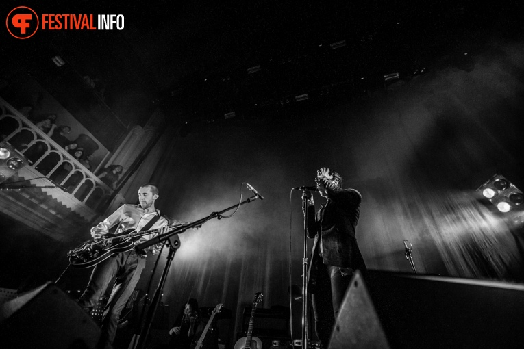 Foto The Last Shadow Puppets op The Last Shadow Puppets - 07/04 - Paradiso