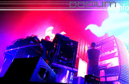 Foto The Chemical Brothers op The Chemical Brothers - 29/6 - HMH
