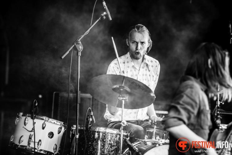 Foto The Grand East op Oranjepop 2016