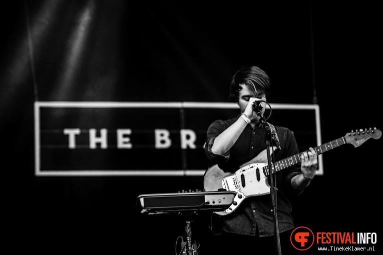 The Brahms op Oranjepop 2016 foto